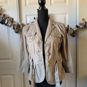 Ann Taylor loft size S utility jacket